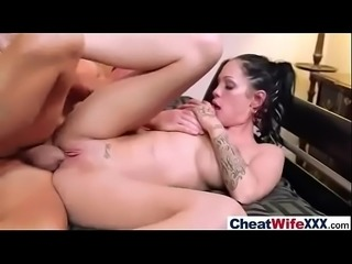 Superb Housewife (kelly summer) In Cheating Sex Tape vid-18