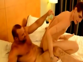 Two gay sleeping fuck video download Casey loves his boys