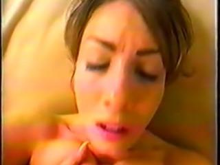 Cumshot compilation 21- 90's-Vhs