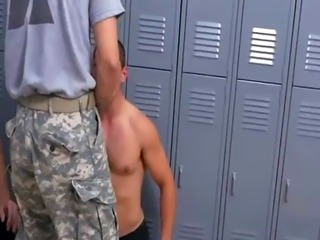 Male army soldiers nude gay Afterward  we get them to pound each other