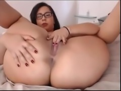 College pawg bouncing on dildo - desperatecams.com