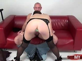 Hot pornstar anal with cumshot