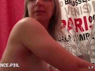 Une bonne sodo pour son casting porno