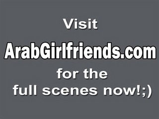 chubby arab girlfriend gets on top and rides cock