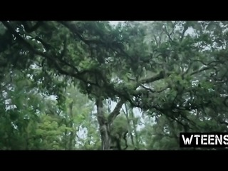 Forest ranger fucking slutty teen