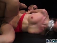 Secretary bondage fucked Poor Callie Calypso.