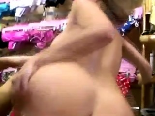 Brunette Beauty Anya Olsen Riding Dick During Cash Stunt