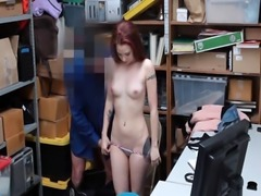 Cassidy Michael chose to fuck his cock up to freely leave the store