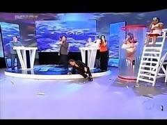 Mulher Mel&atilde_o, Renata Frisson, na Prova do Tubo: muito gostosa!