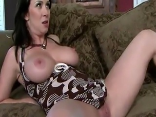 Bigtit milf spoon fucked after cocksucking