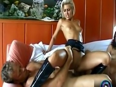 Piroska and Sila begging their ass to get fucked