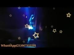 Master Club Recreio - Thays Amadora dan&ccedil_ando