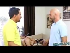 Teen fucking while calling first time Girls Behaving Badly