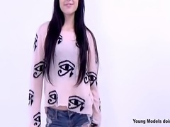 MODEL FUCKED BY FAKE AGENT AT CASTING AUDITIONodel fucked by fake agen