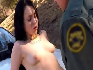 Brunette handjob naughty america blonde big tits Russian Amateur Takes