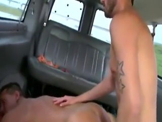 Boy seduces straight man gay first time Angry Cock!