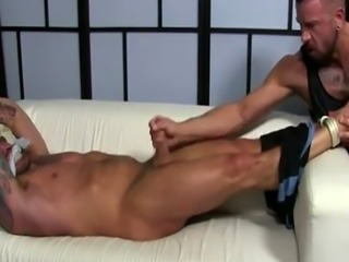 movies gay porn big penis in erection Dolf's Foot Sex Captive