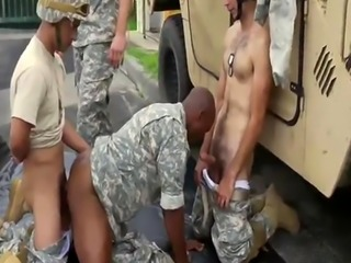 Hairy army gay free clip Explosions  failure  and punishment