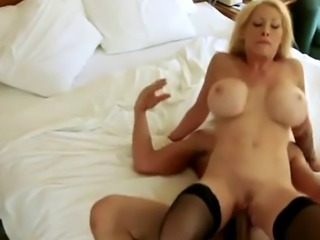 Cheating Blonde Candy Manson Getting Banged On Spy Camera