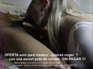 sadobitch - escort bitch for mexicans men, women or ts -1