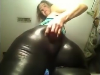 Tight Pants Spanking