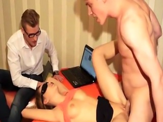Cheating gf fucked hard for revenge