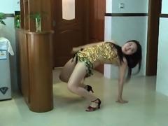 Beautiful Body Asian Softcore Idol