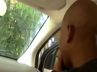 Faking a car breakdown to screw an MILF