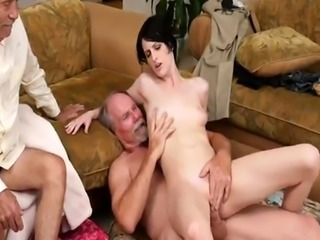 Blowjob while shitting Frannkie goes and munches her muff and butt bef