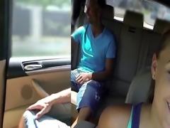 Czech cabbie seduces passenger