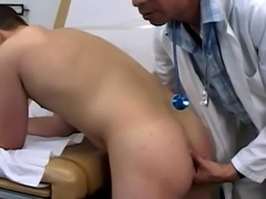Video gay doctor frat guys naked exam It was truly