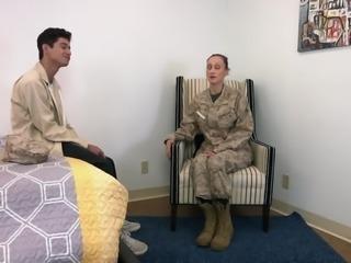 MILF Army Recruiter