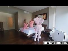 Richie takes Shyla and Liza into reality