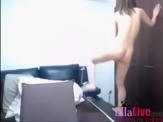 sexy asian teaser - EllaLive.com
