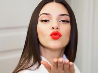 Kendall Jenner Jerk Off Challenge