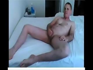Kevin Yardlay masturbates on OMGCAFE