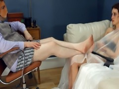 Extreme bitch violently ana fucked and banged BDSM sub