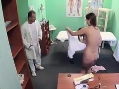 Lesbian nurse caught fucking patient