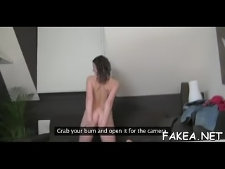 Exciting titty fucking sensation
