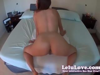 Lelu Love-Oily Assjob Doggystyle Cumshot On Asshole