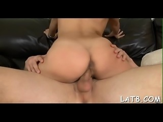 Licentious and juicy coitus