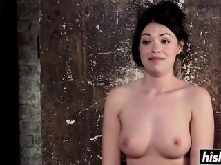 BDSM bondage drilling featuring Ava Dalush