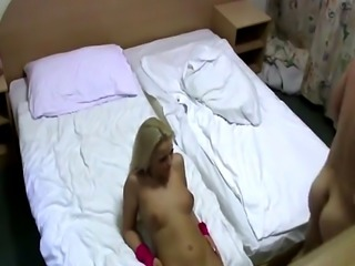 Tiny asshole destroyed with monster dick