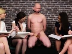Cfnm fetish brits tugging