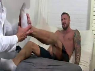 Gay arab sex slave stories Dolf's Foot Doctor Hugh Hunter