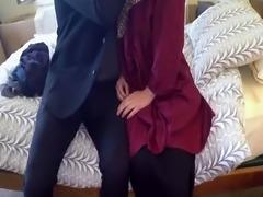 Arab Slut Gives Head And Rides Long Schlong