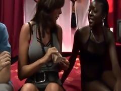 Ebony dutch hooker fucked and pussylicked