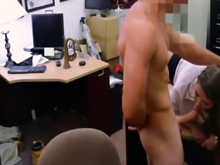 Pawn shop officer and incredible big tits milf PawnShop Confession!