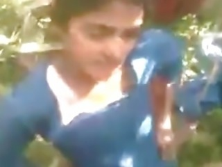 Pure Indian Desi Teen Village Girl Fucking in Sugarcane Plot