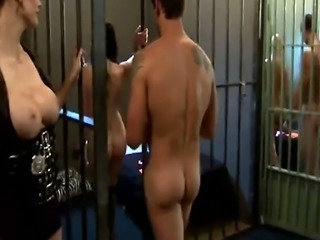 Swingers enjoy role playing in reality show